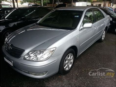 2005 silver toyota camry toyota camry 2005 in selangor automatic silver for rm