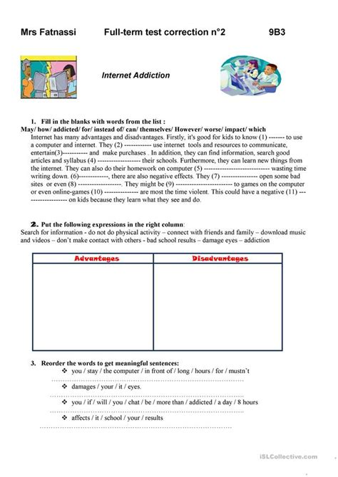 Addiction Worksheets by Addiction Worksheets Photos Getadating