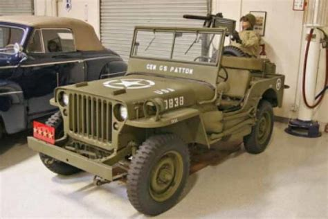 Mike Patton Jeep Astor And His Classics Museum 2 08 Hotrod Hotline