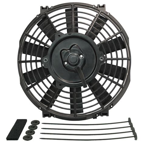 taurus electric fan cfm derale 9 quot tornado electric fan 570 cfm derale radiator