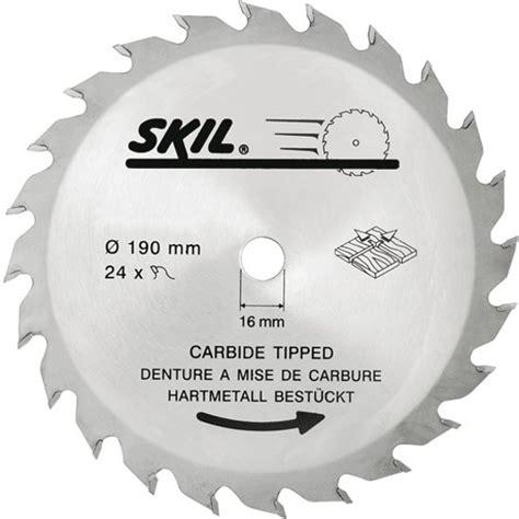 afkortzaag skil bol skil zaagblad diameter 190 mm 24 tanden