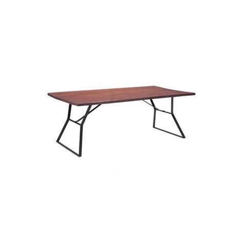 Cherry Oak Dining Table Omaha Dining Table Distressed Cherry Oak