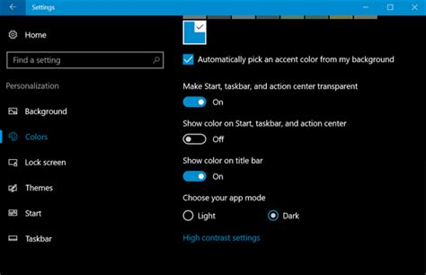 microsoft black themes how to use a dark theme for almost everything in windows 10