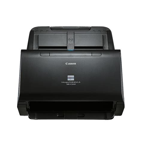 high speed canon canon imageformula dr c240 high speed document scanners
