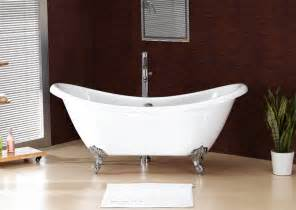 awesome acrylic freestanding bath tubs de lune