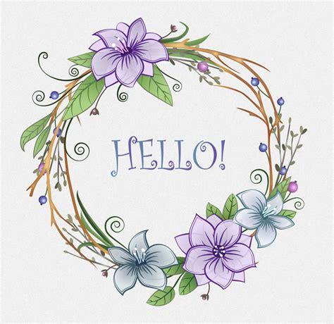 tutorial vector flower illustrator tutorial floral wreath vector freebies