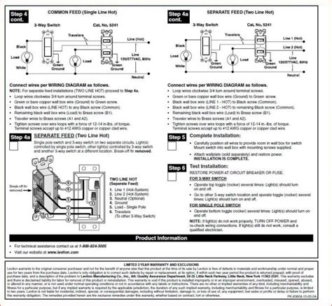 leviton pole switch wiring wiring diagram with