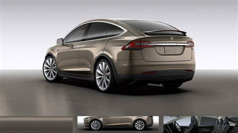 tesla model x prices and configurations revealed drivers