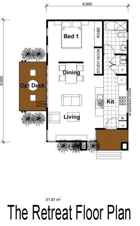 560 sq ft the retreat 560 sq ft pinpoint