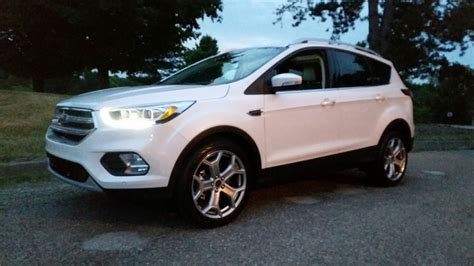 roy obrien ford 2017 ford escape titanium 4wd with 19 quot wheels panoramic