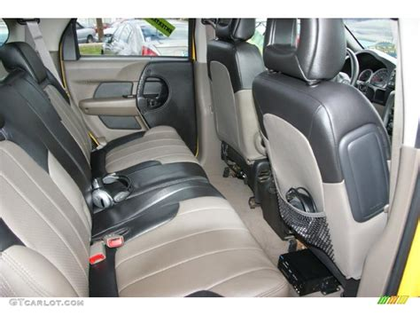 taupe interior 2003 pontiac aztek awd photo 38618478