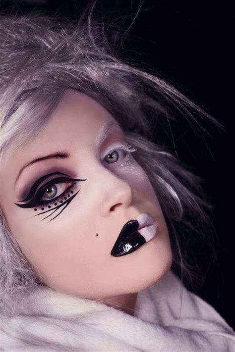 halloween makeup  women  creepy makeup ideas