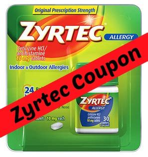 zyrtec printable coupon november 2014 zyrtec coupons 4 off printable coupons