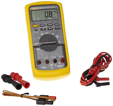 Multitester Fluke 87 fluke 87 series v industrial true rms digital multimeter