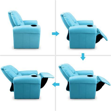kids recliner sofa new kids pu leather children recliner lounge chair sofa
