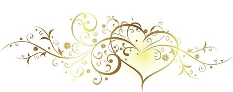 gold wedding clipart wedding clipart border pencil and in color wedding