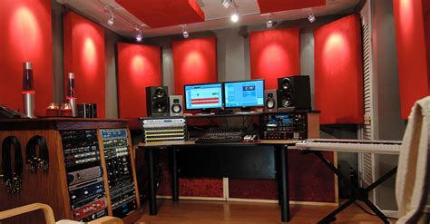 Home Studio by How To Improve Room Acoustics In A Home Recording Studio