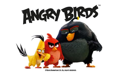 est100 some photos the angry birds movie 2016 maurizio distefano the evolution of licensing