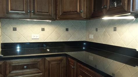 Kitchen Backsplash Installation Drywall Repair Painting Remodeling Naperville Oswego
