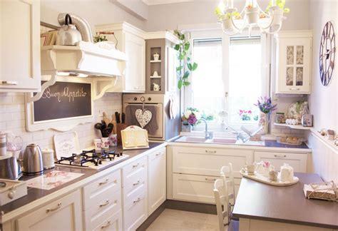 cucine stile shabby chic cucine shabby chic 30 idee per arredare casa in stile