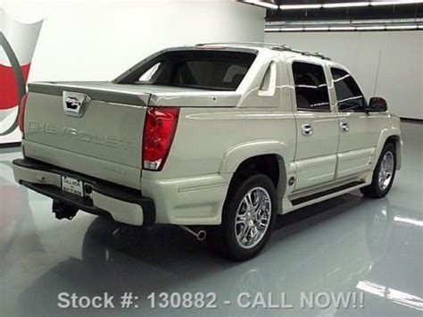 southern comfort auto repair sell used 2006 chevy avalanche southern comfort sunroof 20