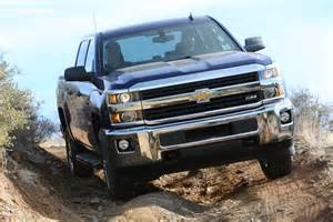 Chevrolet 2500hd 2016 Chevrolet Silverado Hd Gm Authority