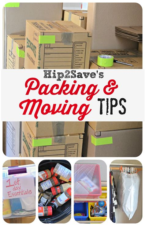 packing and moving tips 12 packing moving tips pack your home like a pro hip2save