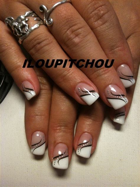 Deco D Ongle by Image Gaele D 233 Co D Ongle En Gel Skyrock Ongles