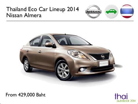 2014 mitsubishi lineup thailand eco car capacity lineup 2014