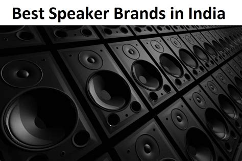 speaker brands  home theater  personal