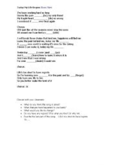 download mp3 bruno mars today my life begins english teaching worksheets bruno mars