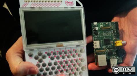 pocketchip  ultraportable pure linux machine
