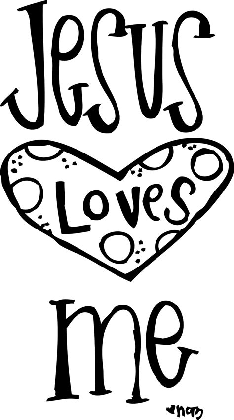 jesus loves me preschool coloring page melonheadz lds illustrating i love general conference