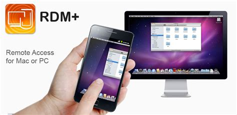 remote android from pc your computer remotely using rdm android app android news android apps