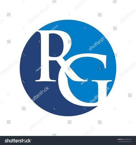 Letter R G Logo Vector Stock Vector 410055124 - Shutterstock G R Logo