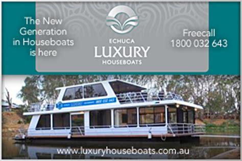 yarrawonga houseboat echuca luxury houseboats