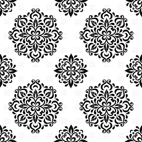 mandala wallpaper black and white wallpapersafari