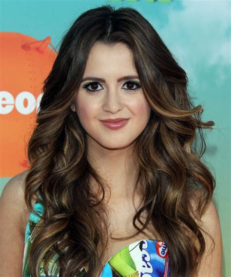 did laura marano really cut her hair marano did she cut laura marano long wavy formal hairstyle dark brunette