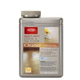 shop dupont heavy duty stone tile cleaner at lowes com