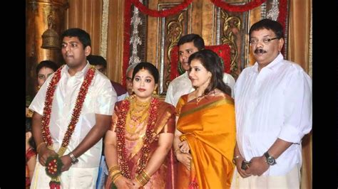 film actress photo frame 4 frames kalyanam s son satheesh anjali marriage photos