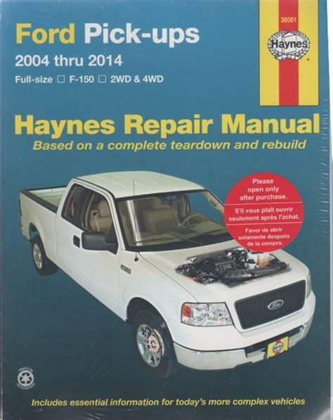 2006 ford f150 owners manual service manual pdf 2006 ford f150 service manual ford