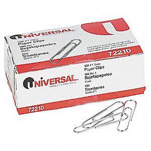 Paper Clip No 1 universal one wire paper clip no 1 45hd74 unv72210