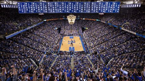 big fans lexington ky big blue nation concerned about renovating rupp arena