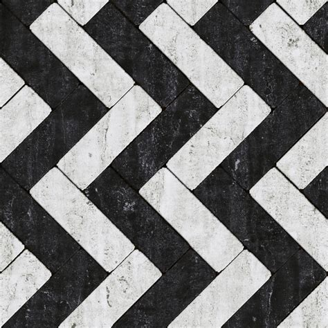 black white tiles 2017   Grasscloth Wallpaper