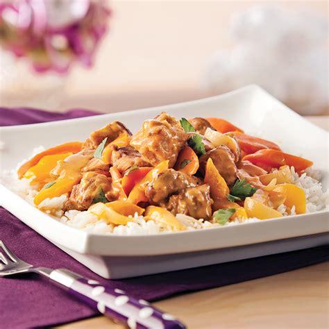 cuisine et mijot駸 cari de porc doucement mijot 233 recettes cuisine et