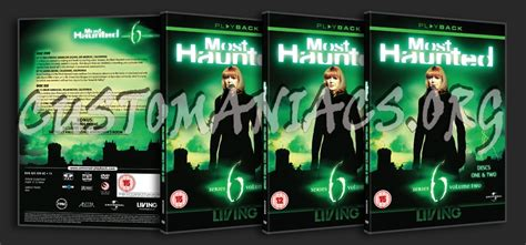 Hunted Nirvana Series 2 Volume 2 forum tv show scanned thinpaks page 20 dvd covers