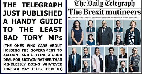 The Sunday Telegraph 2 by The Daily Telegraph S Effort To Bully These Mps Has