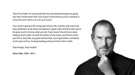steve jobs death bed stay hungry stay foolish reb perkins