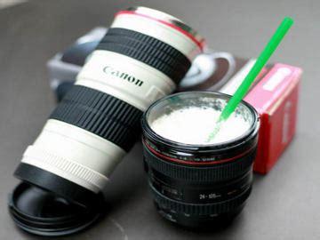 Gelas Minum Bentuk Lensa Kamera gelas berbentuk lensa kamera bioenergi center