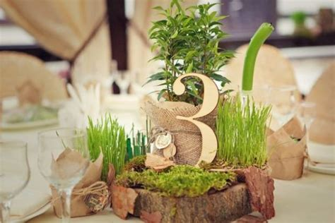 woodland wedding centerpieces picture of naturally charming woodland wedding centerpieces 30